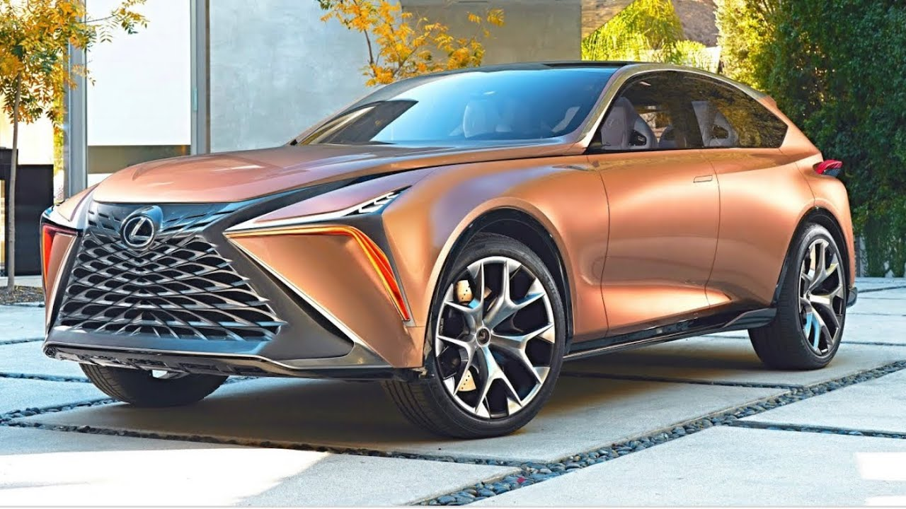 2021 Lexus LF 1 Limitless - Mid Size SUV Concept - YouTube