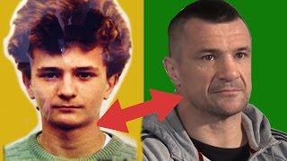 cro cop mirko filipović from 2 to 42 years old