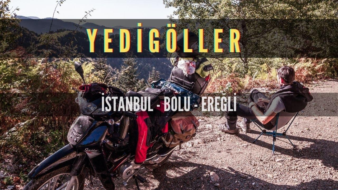 Yuki Gusto Cup ile İstanbul - Ankara (1000 KM 50 CC Uzun Yol) 1. Bölüm
