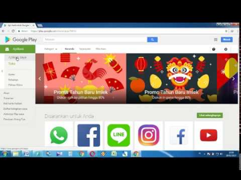 Very Easy, How to Install Aplication of Android via Computer or Laptop