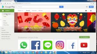 CARA MUDAH, Pasang Apk  Aplikasi Android  melalui Komputer atau Laptop