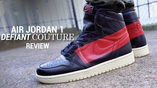 Air Jordan 1 Defiant Couture Review & On Feet