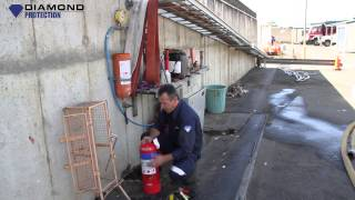 Fire Extinguisher - How To Fill Fire Extinguishers - Emergency|Safety|Health|Workplace