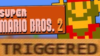 How Super Mario Bros The Lost Levels TRIGGERS You!