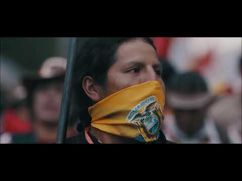 ÁNGEL GUARACA /2019 /HOMENAJE A LA RESISTENCIA INDÍGENA/ 500 AÑOS