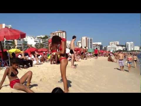 Exploring Ipanema Beach