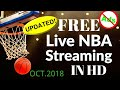 (Updated)How to watch live HD NBA games on a firestick ad free 2018