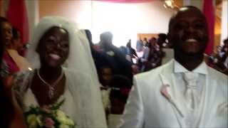 Eddy and Noella Bomboko Wedding Trailer- Close to you by Cece & Bebe Winans