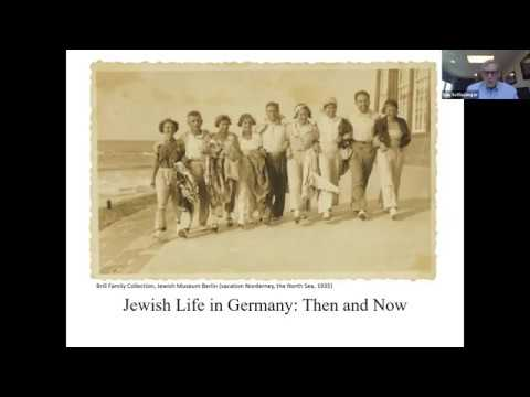 Jewish Life in Germany: Then and Now