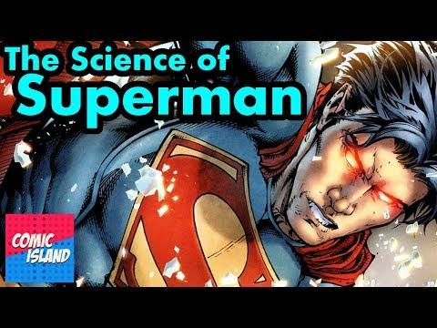 The Science of Superman - On the Origin of Kryptonian Species