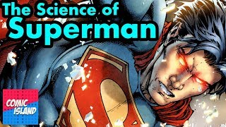 The Science of Superman - On the Origin of Kryptonian Species