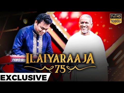 AR Rahman LIVE Performance in Ilaiyaraaja 75 - Hidden SECRETS behind the Historic Performance