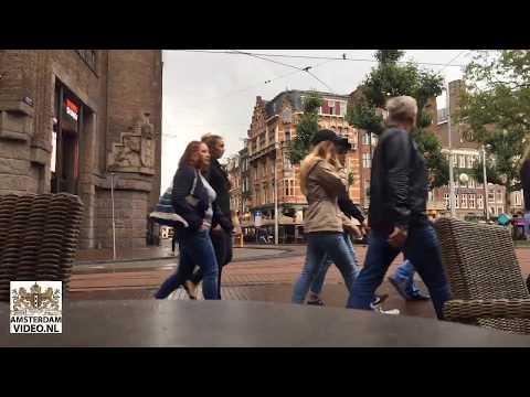 Rembrandtplein Amsterdam LIVE Rembrandt Square