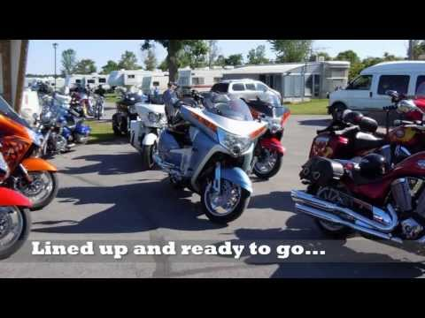 Living Off The Slab: Victory Motorcycle Club's, Northeast Rally in Clayton, NY