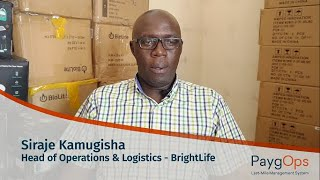 PaygOps Case Study - BrightLife Inventory Management Custom Workflow