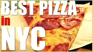 BEST PIZZA IN NYC - 30 Different Spots