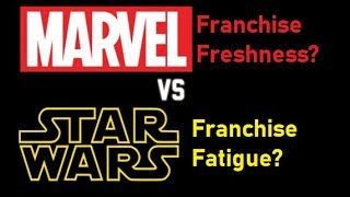 Star Wars Isn't Facing Franchise Fatigue - Just Poor Storytelling Fatigue! Marvel Proves This!