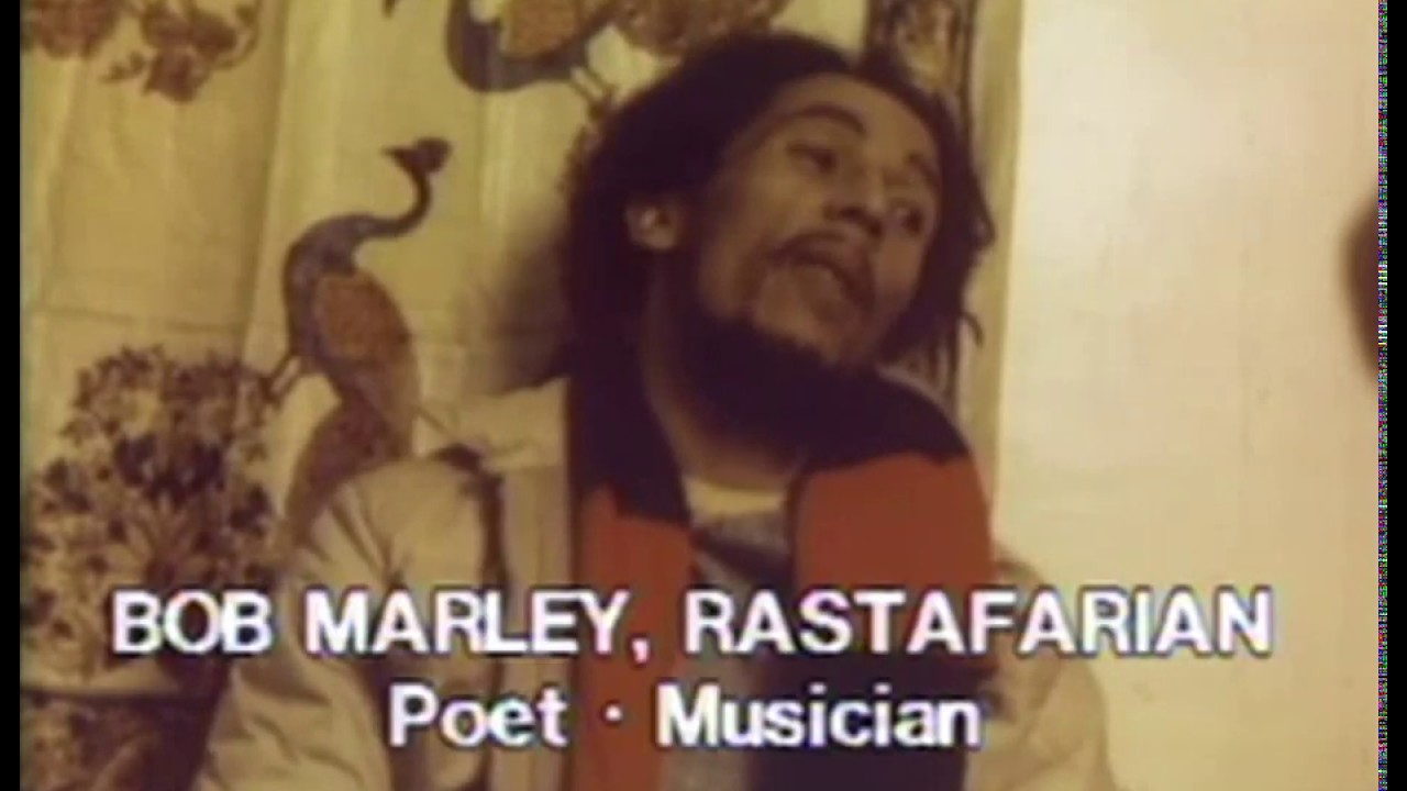 Bob Marley Interview (1979)