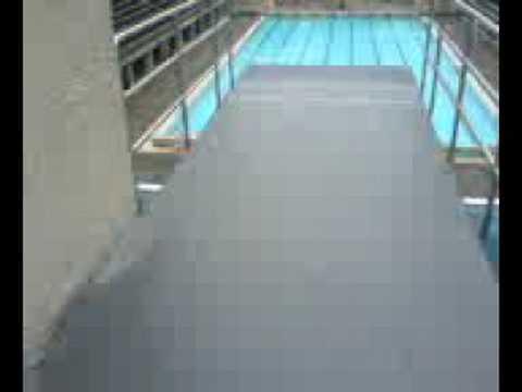 Olympia Schwimbad Berlin 10 Meter Turm 10er - YouTube