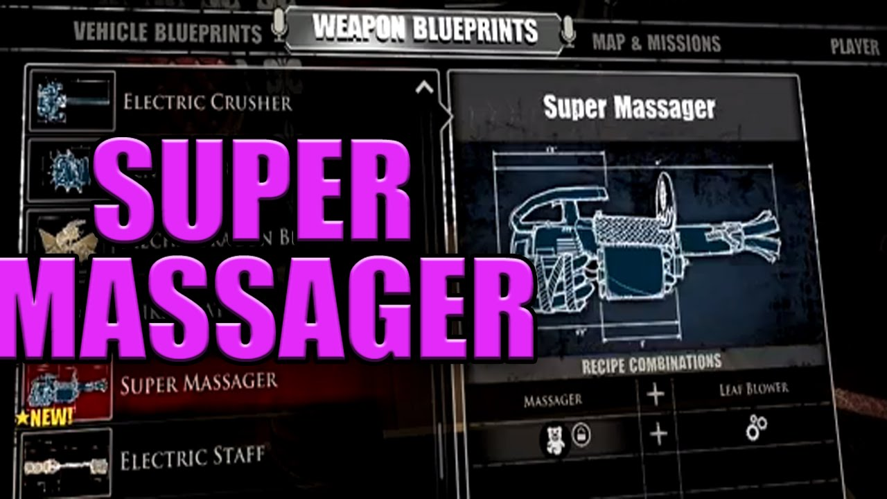 Dead rising 3 combo weapons super massager dildo cannon xbox one dead rising 3 combo weapons super massager dildo cannon xbox one malvernweather Gallery