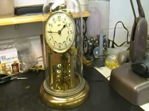 Schatz 400 Day Anniversary Clock Repair Preview