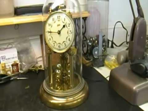 Schatz 400 Day Anniversary Clock Repair Preview