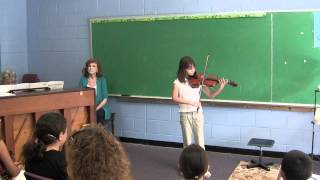 Download Seven Year Old Amelie at Boys Girls Community Outreach May 10 2012 MP3 song and Music Video