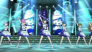 「ミリシタ」brave HARMONY (Game ver.) 13人 ユニホーム uniform