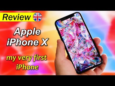 Apple iPhone X (in-depth review) | my very first iPhone