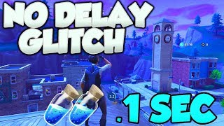 Buvez Mini Shield SANS DELAY! (WORKING) - Fortnite Saison 5 GLITCHES PS4/Xbox One!