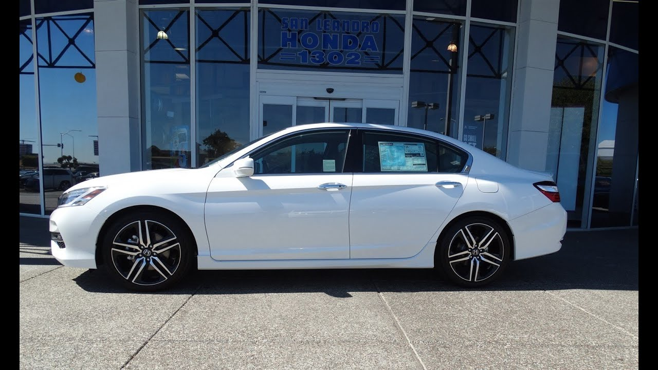 Honda San Leandro >> 2017 Honda Accord Sport Special Edition Sale Price Deals ...