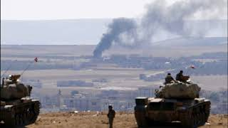 Курды сообщили, что сбили турецкий вертолёт в Африне
