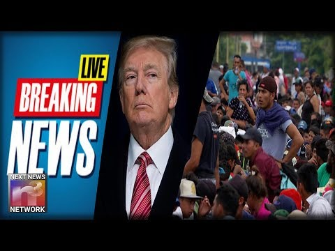 BREAKING: General In Charge Of Border Makes SHOCKING Revelation About This DIFFERENT Caravan