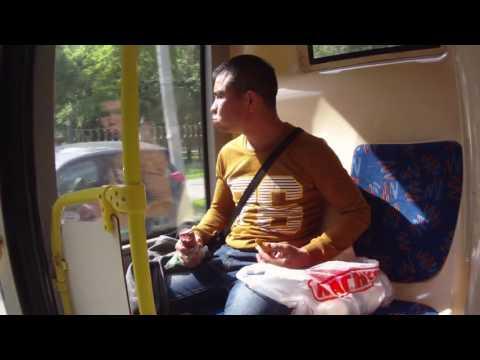 Rostov Every Day 80 в автобусе