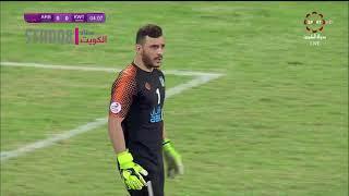 دوري فيفا - مباراة العربي والكويت - الهدف الأول لنادي الكويت
