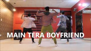 Main Tera Boyfriend | Raabta | Neha Kakkar | dance , choregraphy by THE DANCE MAFIA