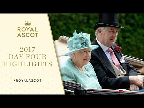 Royal Ascot 2017 - Day Four Extended Highlights