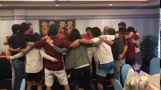 WASEDA CUP YELL-YELL. JAPAN GOLFERS.
