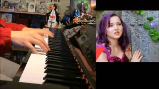 Dove Cameron - If Only - Descendants (Amosdoll Piano Cover) - 11k SUBS Special