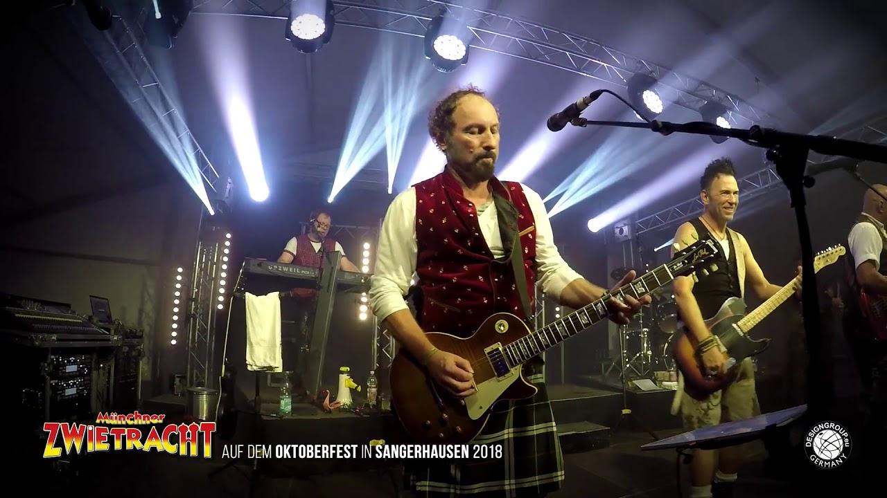 """Münchner Zwietracht """"Live"""" in Sangerhausen 2018"""