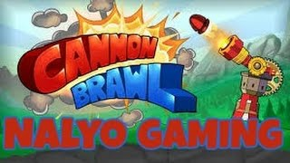 Cannon Brawl #PS4 Gameplay & Impression