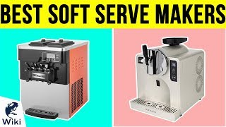 10 Best Soft Serve Makers 2019