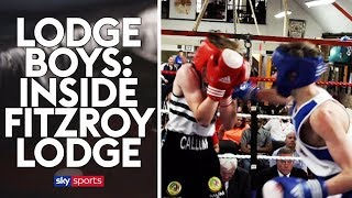 Lodge Boys: The inside story of the inspirational gym which produced David Haye   Full Documentary