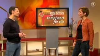 Kampfsportzentrum Offenburg e. V. ARD SWR 17.01.2013