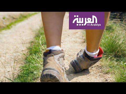 مقدم -صباح العربية- يمارس تمارين توازن على الهواء  - نشر قبل 42 دقيقة