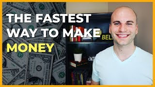 The Fastest and Easiest Way To Make Money Online (PERIOD)