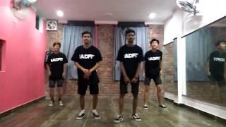 Happy Happy Dance Choreography | Badshah | Aastha Gill | Super Swagger
