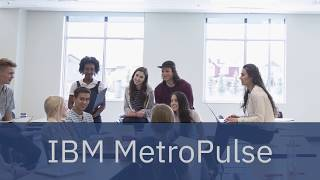 IBM MetroPulse: Harnessing the heartbeat of a neighborhood
