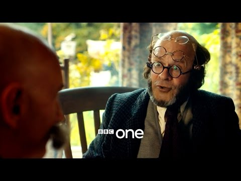Harry Hill in Professor Branestawm Returns - BBC One Christmas 2015