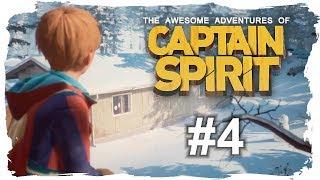 THE AWESOME ADVENTURES OF CAPTAIN SPIRIT [Folge 4] - Die fliegende Festung